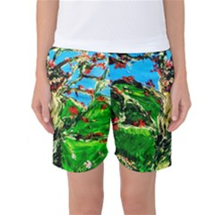 Coral Tree 2 Women s Basketball Shorts