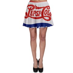 Pepsi Cola Bottle Cap Style Metal Skater Skirt