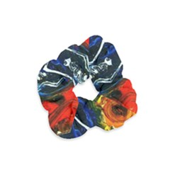 1 Butterfly 1 Velvet Scrunchie by bestdesignintheworld