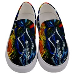 1 Butterfly 1 Men s Canvas Slip Ons