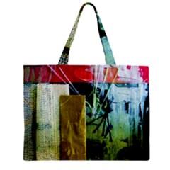Hidden Stringsof Purity 7 Zipper Mini Tote Bag by bestdesignintheworld