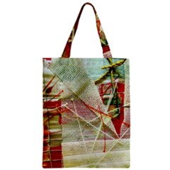 Hidden Strings Of Purity 1 Zipper Classic Tote Bag