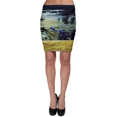 Hidden Strings Of Purity 9 Bodycon Skirt