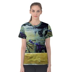 Hidden Strings Of Purity 9 Women s Cotton Tee