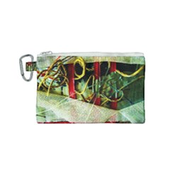 Hidden Strings Of Purity 13 Canvas Cosmetic Bag (small)