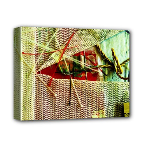 Hidden Strings Of Purity 12 Deluxe Canvas 14  X 11  by bestdesignintheworld