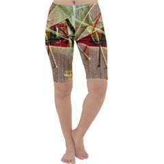 Hidden Strings Of Purity 12 Cropped Leggings