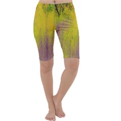Artscape 1   Coming Of Spring Cropped Leggings
