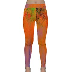 Artscape 1   Coming Of Autumn Classic Yoga Leggings