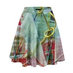 Hidde Strings Of Purity 2 High Waist Skirt