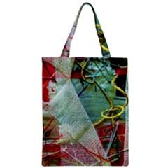 Hidden  Strings Of Purity 2 Zipper Classic Tote Bag