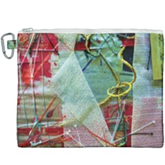 Hidde Strings Of Purity 2 Canvas Cosmetic Bag (xxxl)