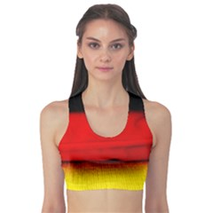 Colors And Fabrics 7 Sports Bra