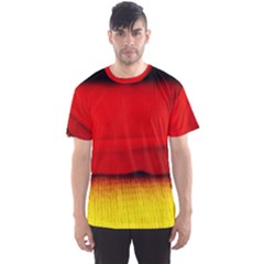 Colors And Fabrics 7 Men s Sports Mesh Tee