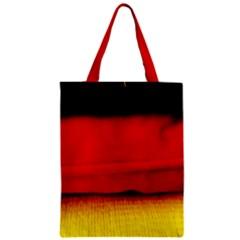 Colors And Fabrics 7 Zipper Classic Tote Bag