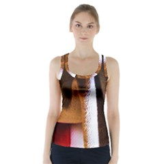 Colors And Fabrics 28 Racer Back Sports Top