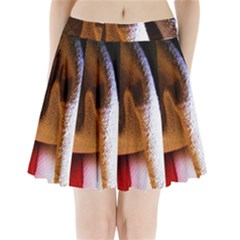 Colors And Fabrics 28 Pleated Mini Skirt