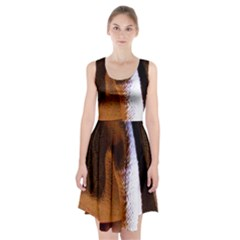 Colors And Fabrics 28 Racerback Midi Dress