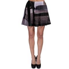 Colors And Fabrics 27 Skater Skirt by bestdesignintheworld
