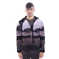 Colors And Fabrics 27 Hooded Wind Breaker (Men)