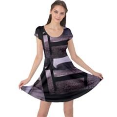 Colors And Fabrics 27 Cap Sleeve Dress