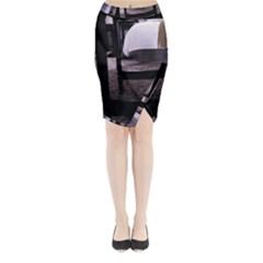 Colors And Fabrics 27 Midi Wrap Pencil Skirt