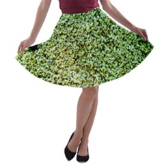 Colors And Fabrics 26 A Line Skater Skirt