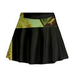 Colors And Fabrics 24 Mini Flare Skirt