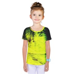 Colors And Fabrics 23 Kids  One Piece Tee
