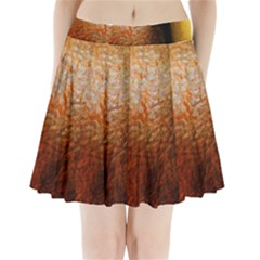 Colors And Fabrics 21 Pleated Mini Skirt
