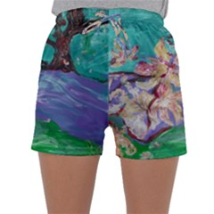 Magnolia By The River Bank Sleepwear Shorts