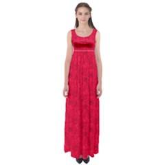 Festival Chemistry Empire Waist Maxi Dress