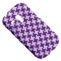 HOUNDSTOOTH2 WHITE MARBLE & PURPLE DENIM Galaxy S3 Mini View5