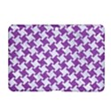 HOUNDSTOOTH2 WHITE MARBLE & PURPLE DENIM Samsung Galaxy Tab 2 (10.1 ) P5100 Hardshell Case  View1