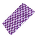 HOUNDSTOOTH2 WHITE MARBLE & PURPLE DENIM Samsung Galaxy Tab 2 (10.1 ) P5100 Hardshell Case  View4