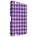 HOUNDSTOOTH1 WHITE MARBLE & PURPLE DENIM Kindle Fire HD 8.9  View2