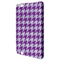 HOUNDSTOOTH1 WHITE MARBLE & PURPLE DENIM Kindle Fire HD 8.9  View3