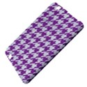 HOUNDSTOOTH1 WHITE MARBLE & PURPLE DENIM Kindle Fire HD 8.9  View4