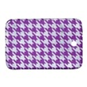 HOUNDSTOOTH1 WHITE MARBLE & PURPLE DENIM Samsung Galaxy Note 8.0 N5100 Hardshell Case  View1