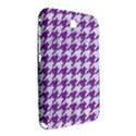 HOUNDSTOOTH1 WHITE MARBLE & PURPLE DENIM Samsung Galaxy Note 8.0 N5100 Hardshell Case  View2