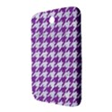 HOUNDSTOOTH1 WHITE MARBLE & PURPLE DENIM Samsung Galaxy Note 8.0 N5100 Hardshell Case  View3