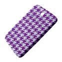 HOUNDSTOOTH1 WHITE MARBLE & PURPLE DENIM Samsung Galaxy Note 8.0 N5100 Hardshell Case  View4