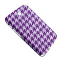 HOUNDSTOOTH1 WHITE MARBLE & PURPLE DENIM Samsung Galaxy Note 8.0 N5100 Hardshell Case  View5