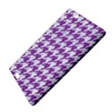 HOUNDSTOOTH1 WHITE MARBLE & PURPLE DENIM Kindle Fire HDX 8.9  Hardshell Case View4