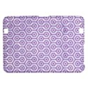 HEXAGON1 WHITE MARBLE & PURPLE DENIM (R) Kindle Fire HD 8.9  View1