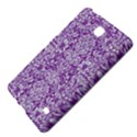 DAMASK2 WHITE MARBLE & PURPLE DENIM Samsung Galaxy Tab 4 (8 ) Hardshell Case  View4