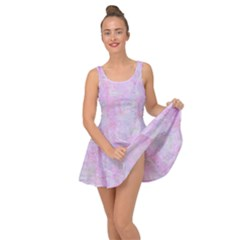 Soft Pink Watercolor Art Inside Out Dress
