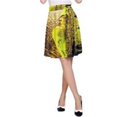 I Wonder 3 A Line Skirt