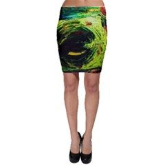 Abandoned Mine 3 Bodycon Skirt