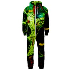 Abandoned Mine 3 Hooded Jumpsuit (men)